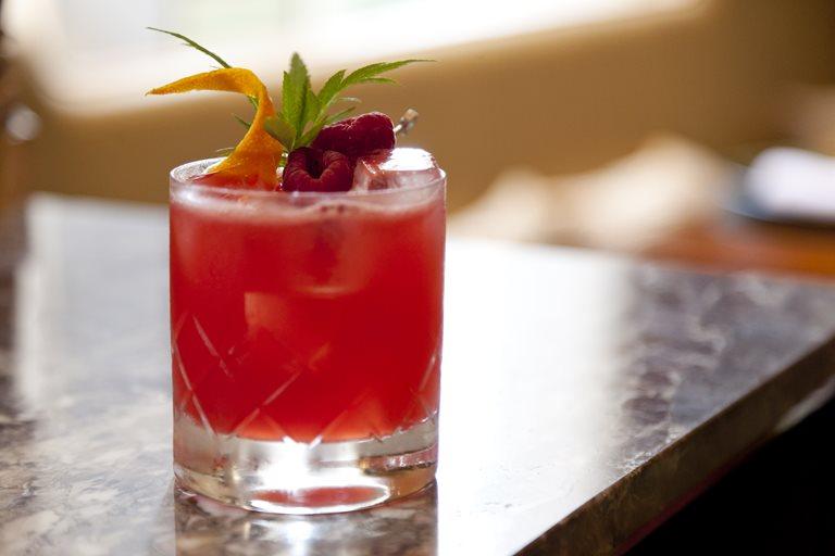 Rosemary Mocktail Recipe Great British Chefs