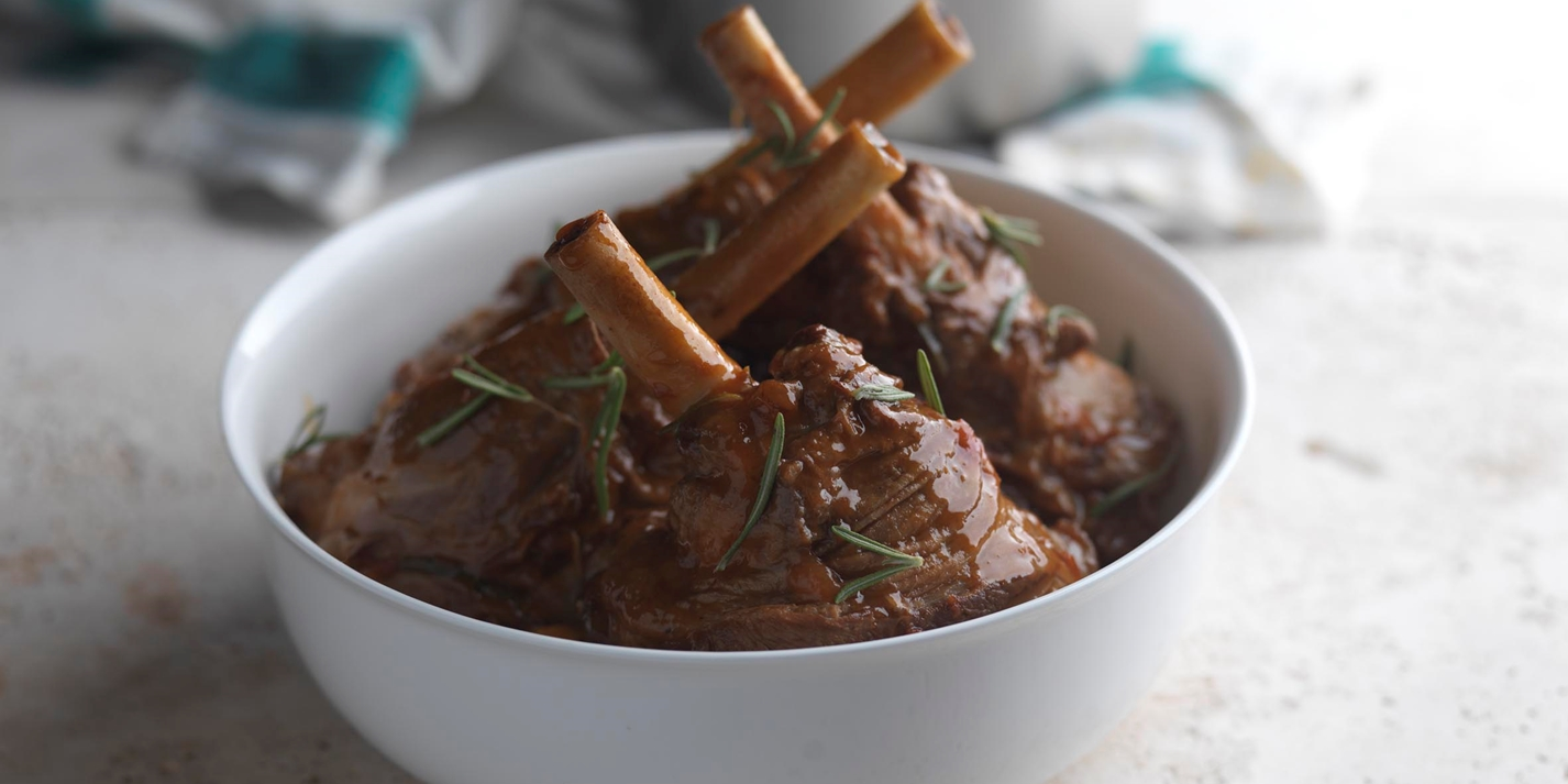 How to cook lamb shanks
