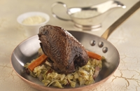 How to roast grouse