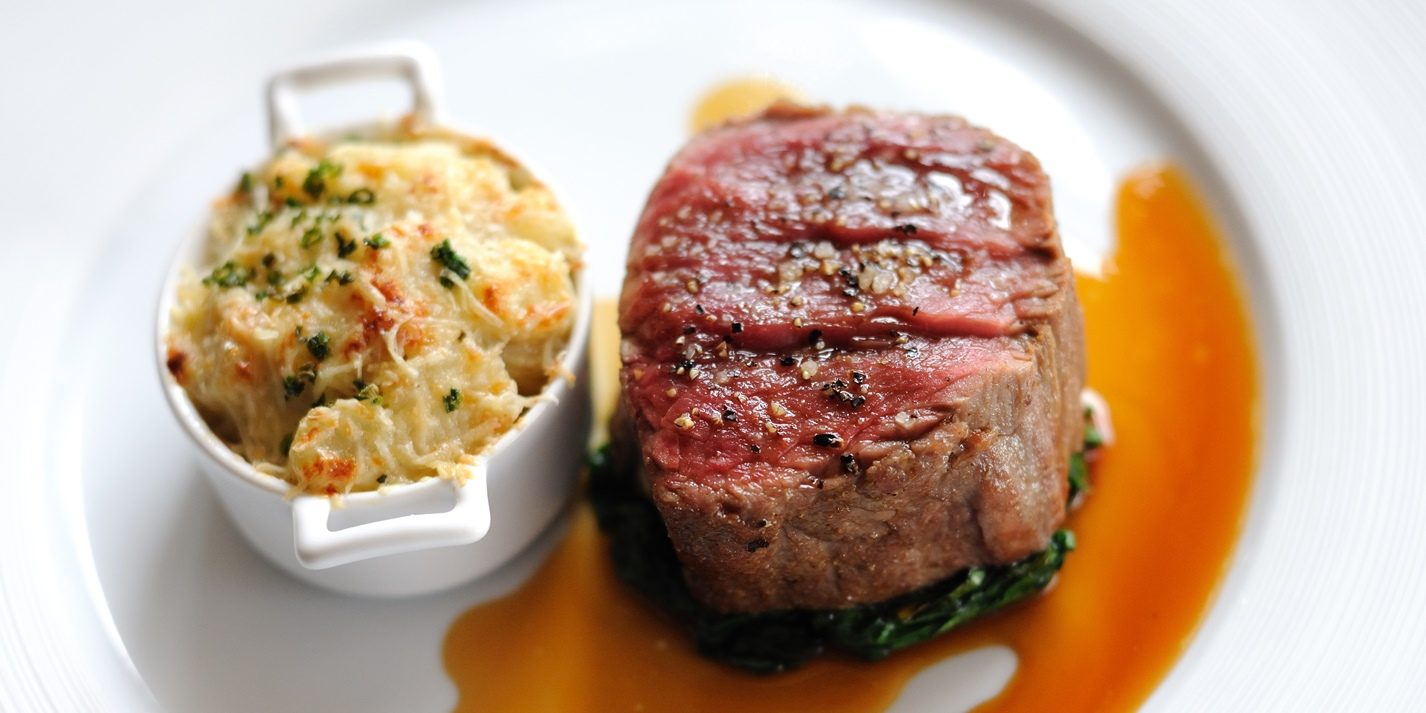 Beef Fillet Recipes Great British Chefs