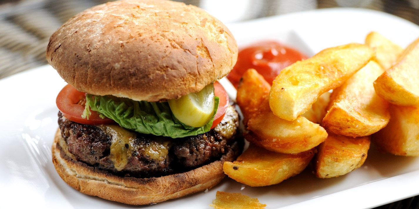 8 Of The Best Barbecue Burger Recipes Great British Chefs