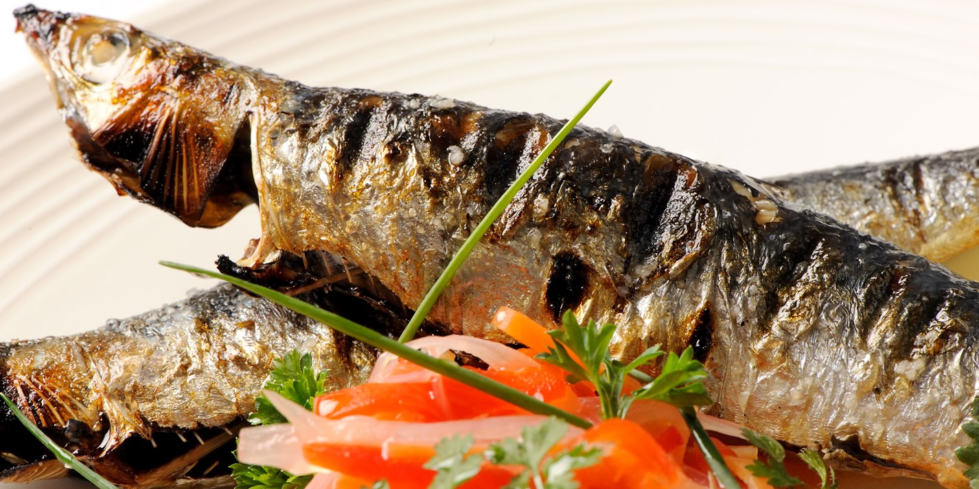 Grilled fish recipes great british chefs for Great fish recipes