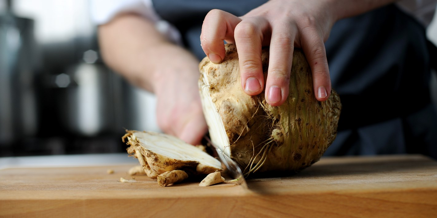 How to cook celeriac