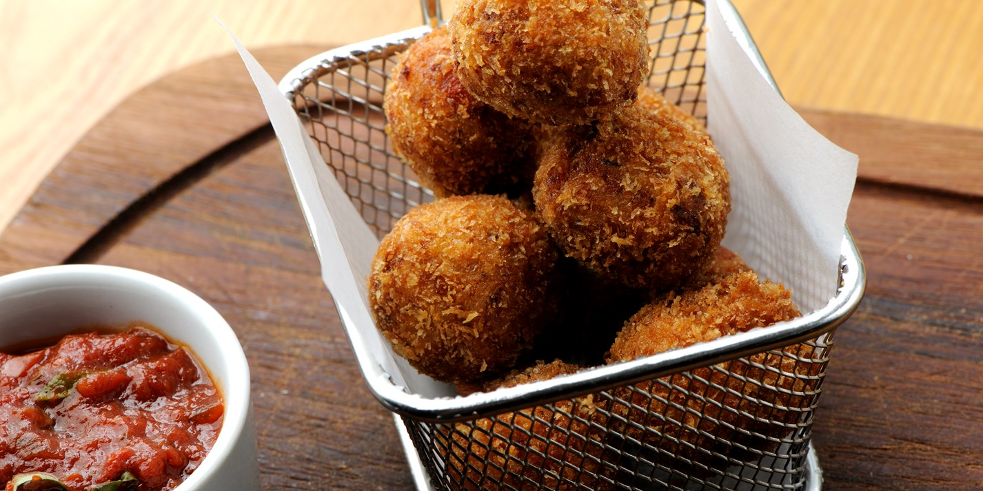 How to make arancini
