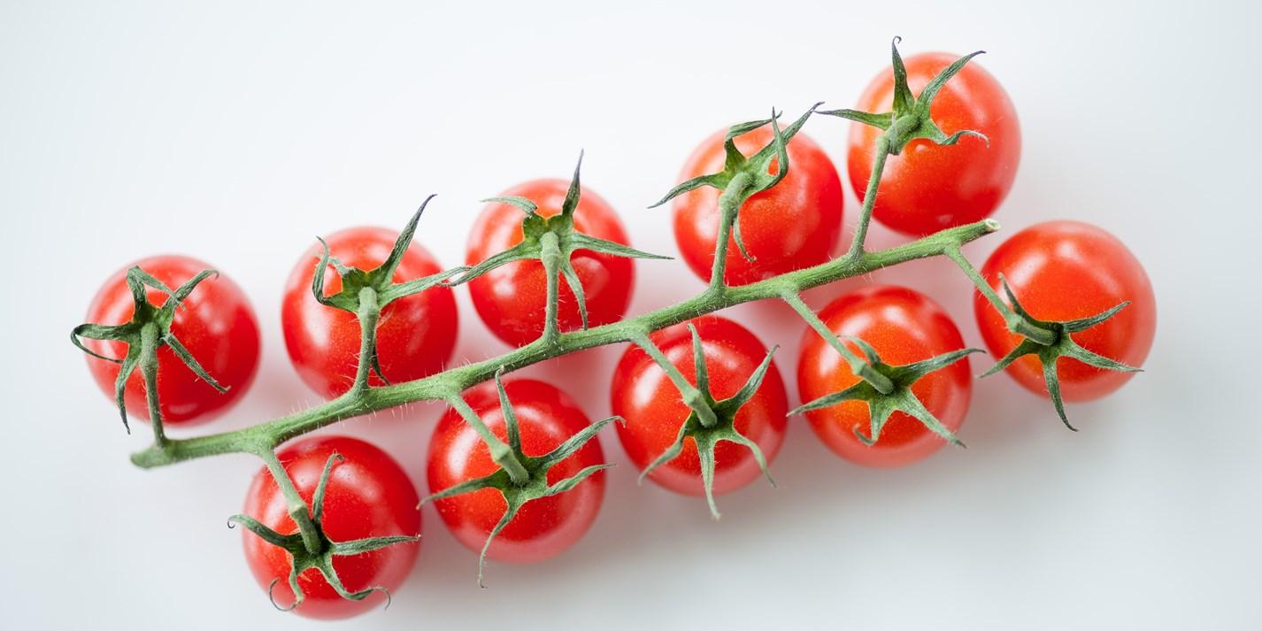 Картинка помидоры черри для детей