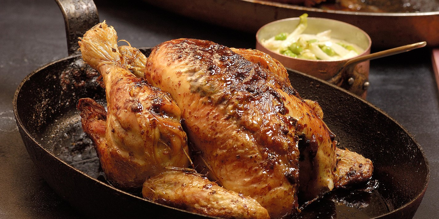 Roast chicken recipes