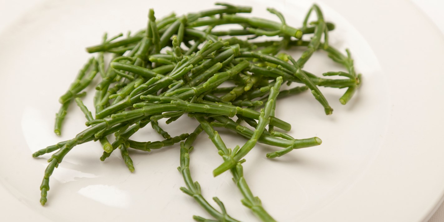 How to cook samphire