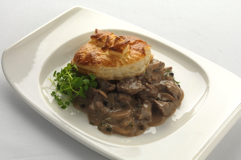 Braised Beef & Ale Pie Recipe