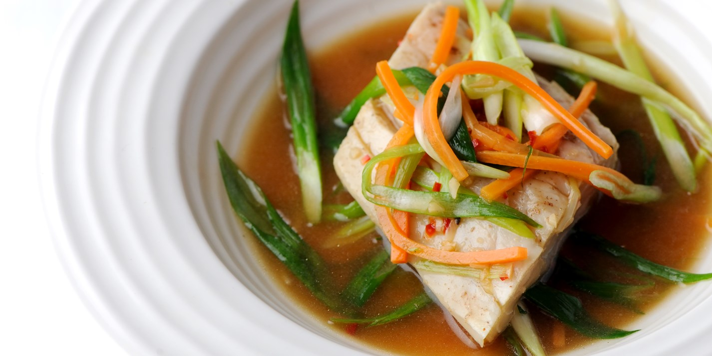 Sea Bass with Chinese Spice Recipe - Great British Chefs