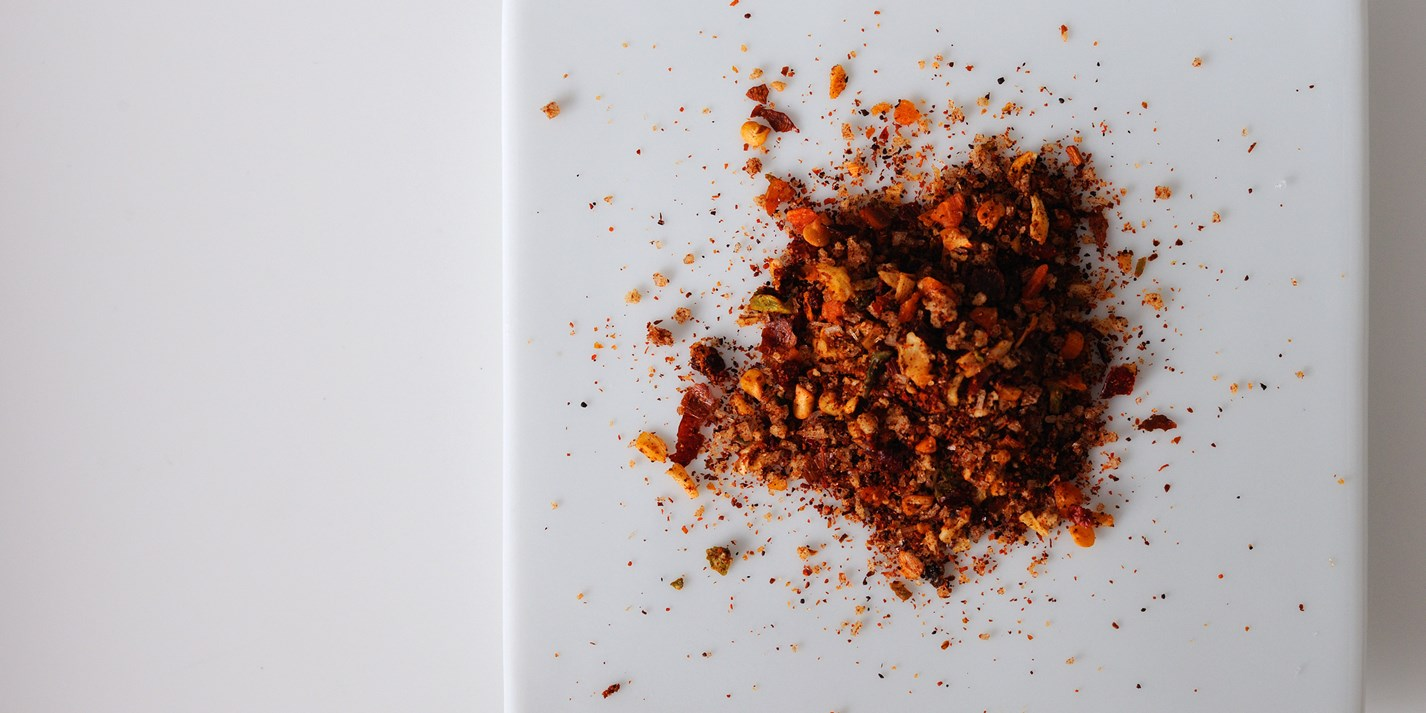 How to make a spice rub