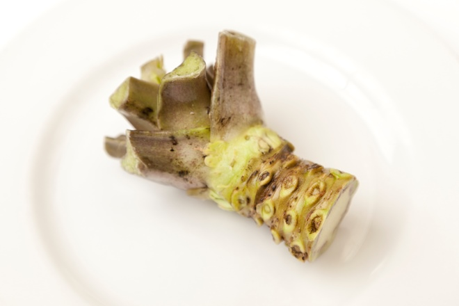 Ingredient focus – wasabi