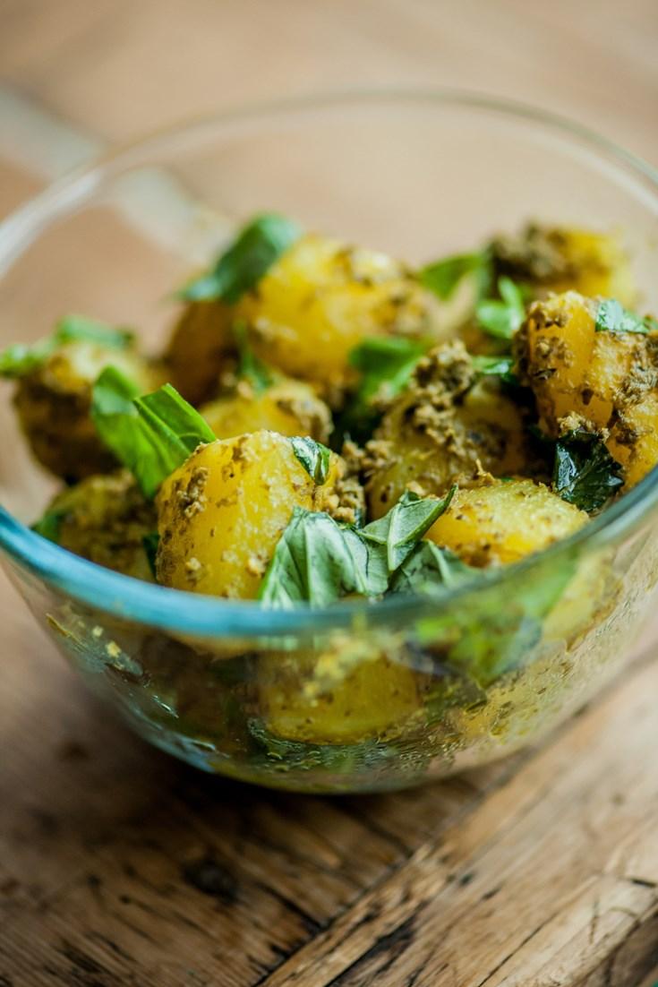 Potato Salad Recipes Great British Chefs