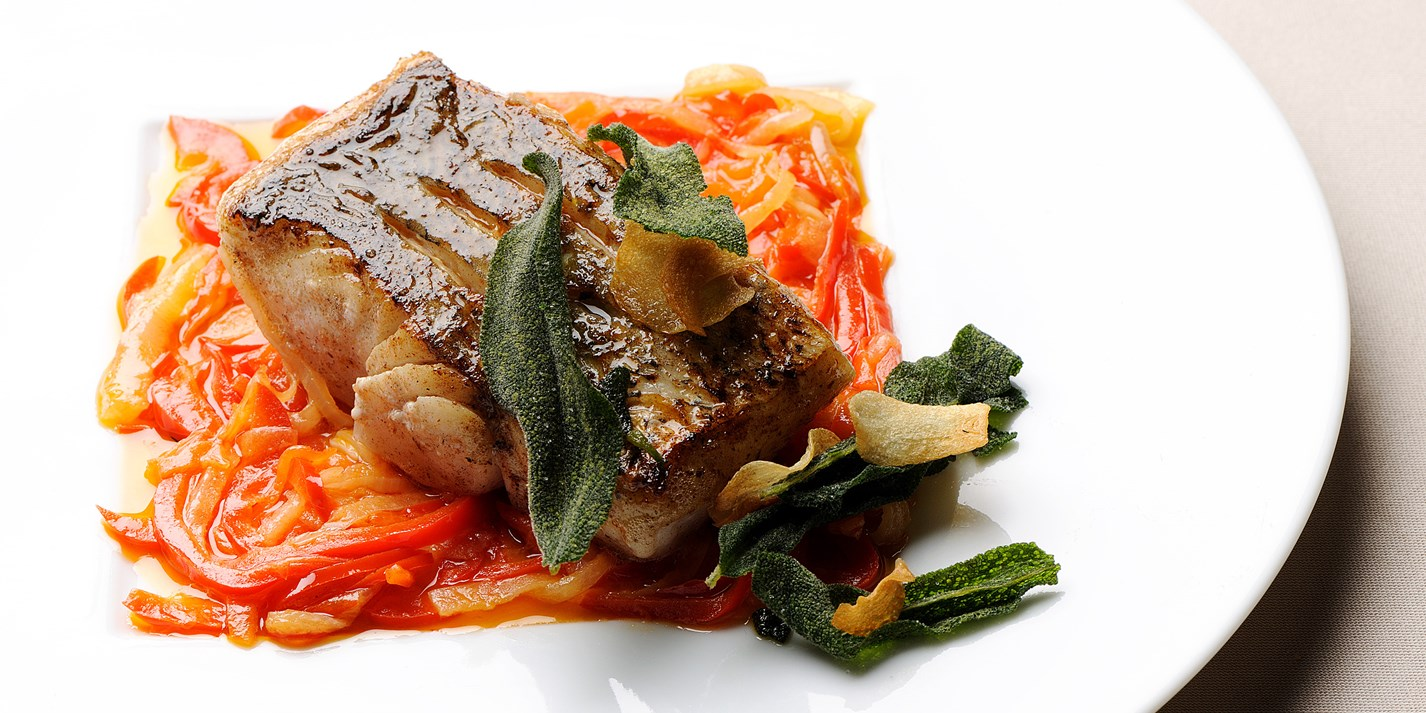 How to pan-fry hake