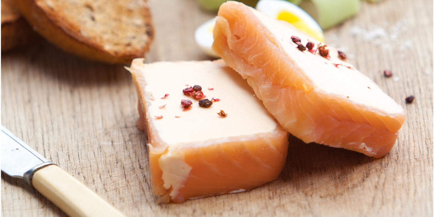Salmon terrine recipes