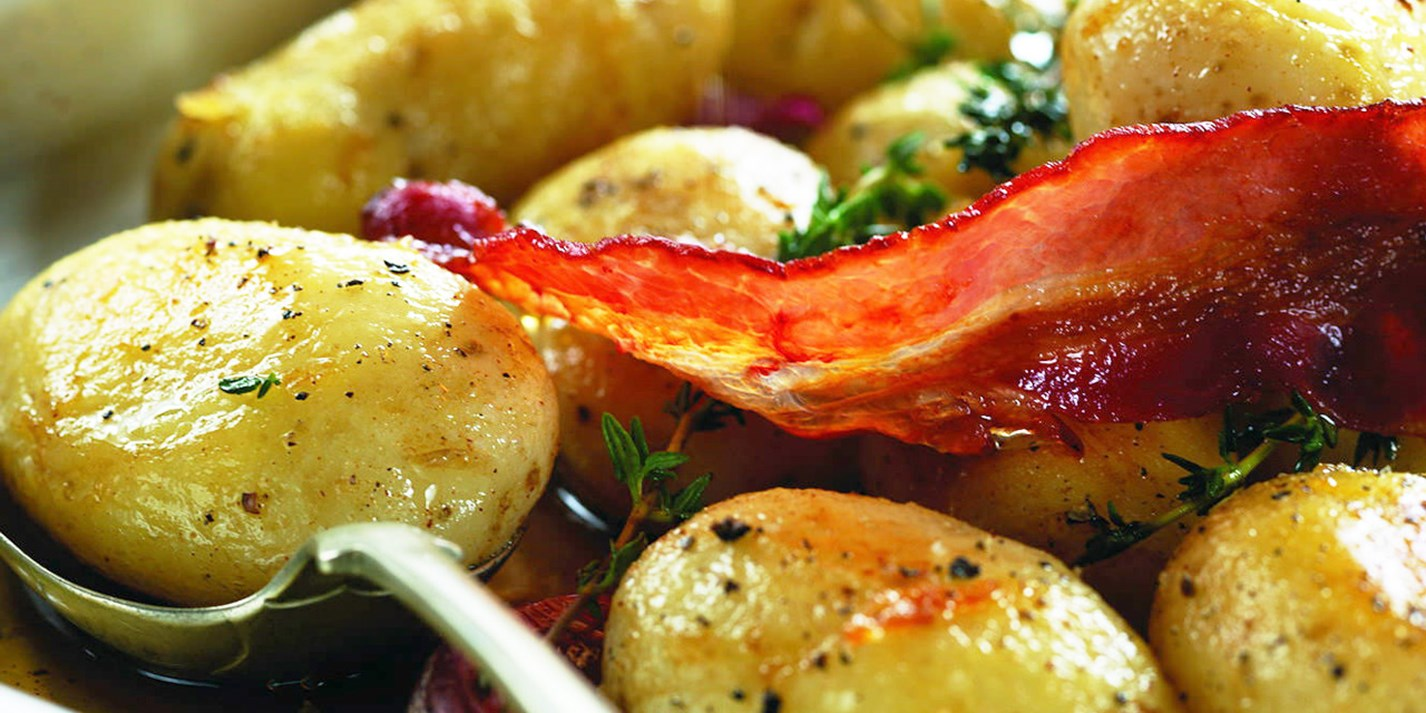 Seven new potato recipes to save you from the plain boiled spud
