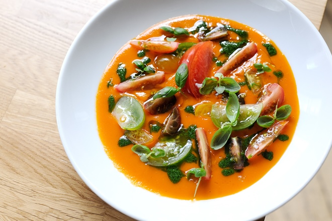 Monkfish Recipe With Tomato Ginger Amp Garlic Great