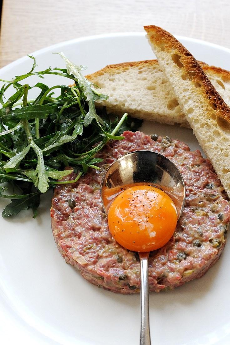 Steak Tartare Recipe Great British Chefs