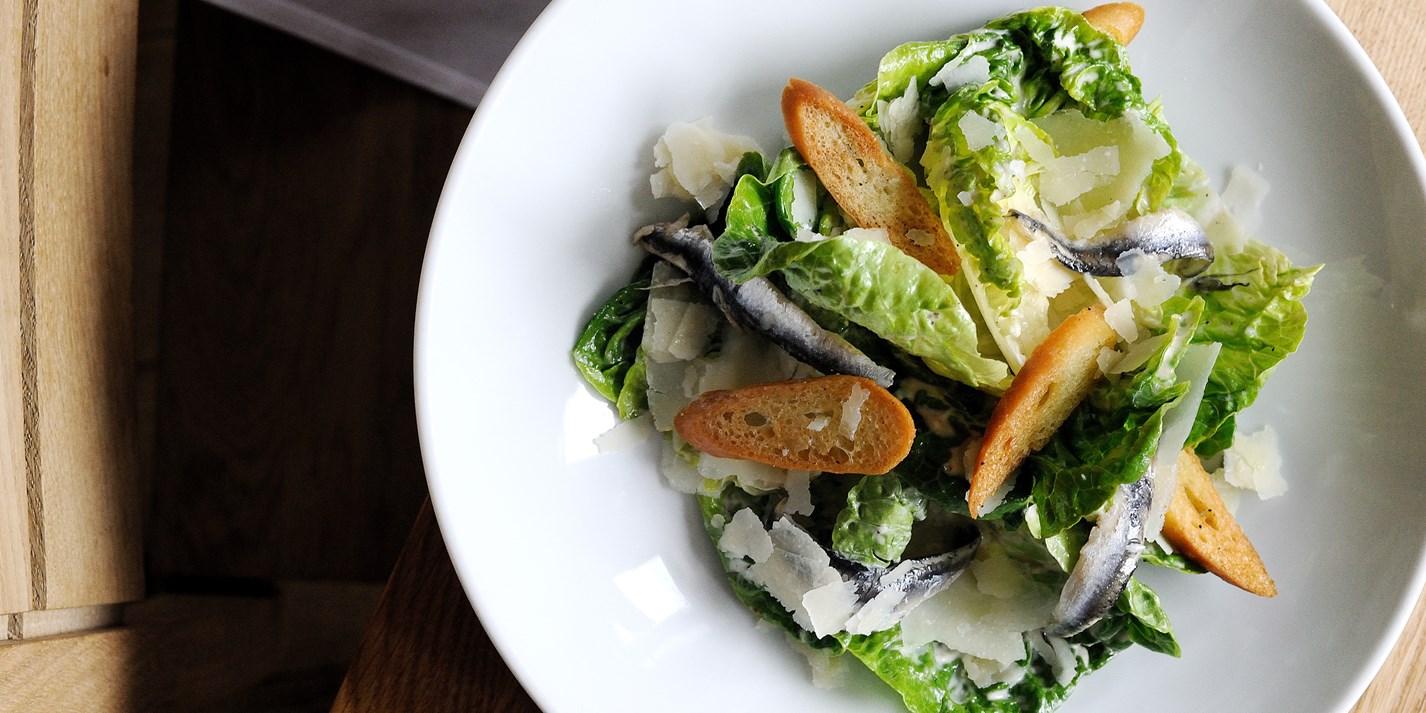 Salad Recipes Great British Chefs