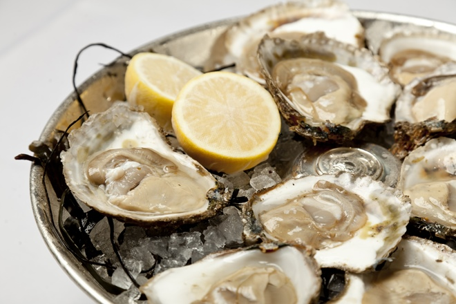 Ingredient focus - oysters