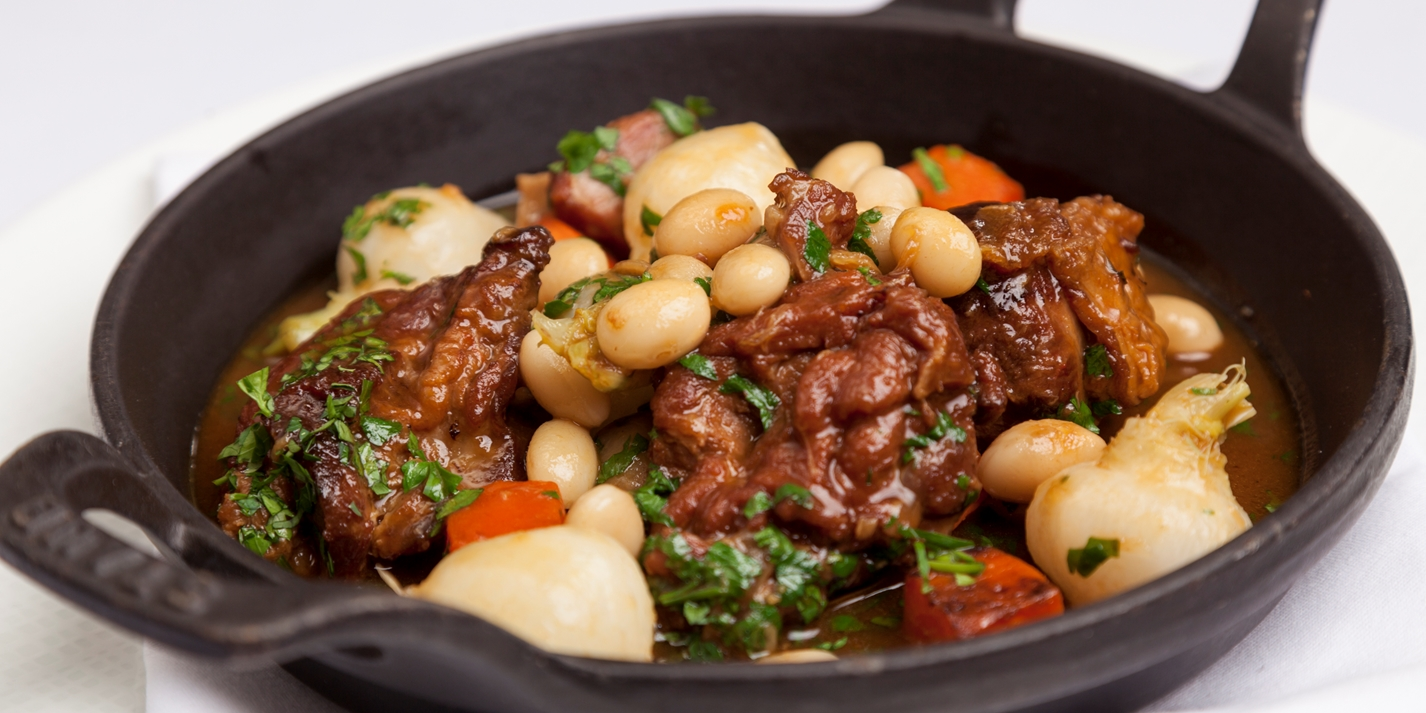 Lamb Navarin Recipe - Great British Chefs