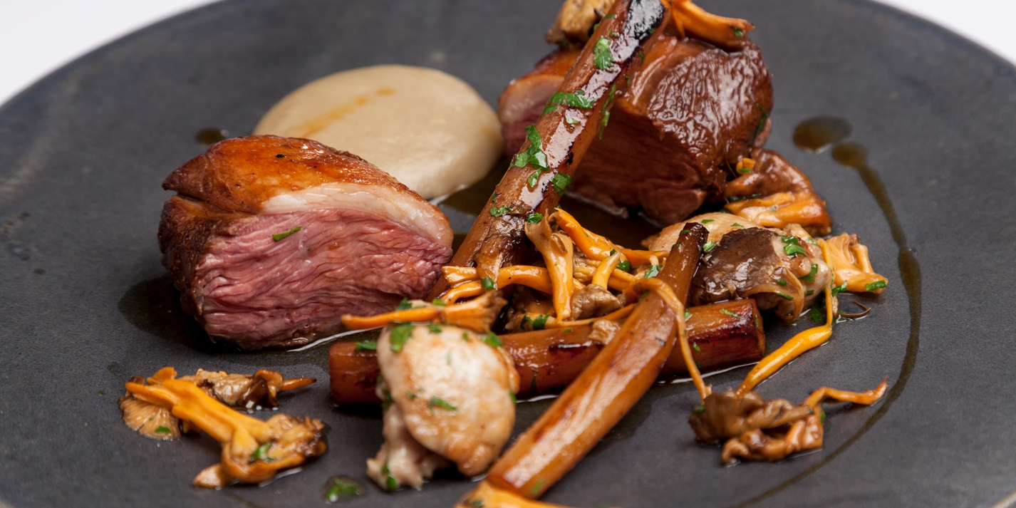 Lamb Rump With Salsify Recipe Great British Chefs