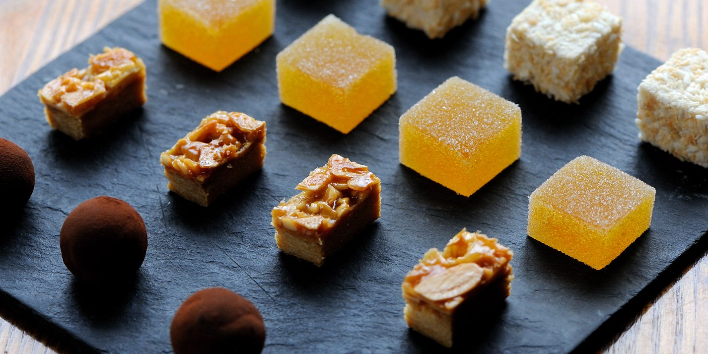 Petits fours recipes