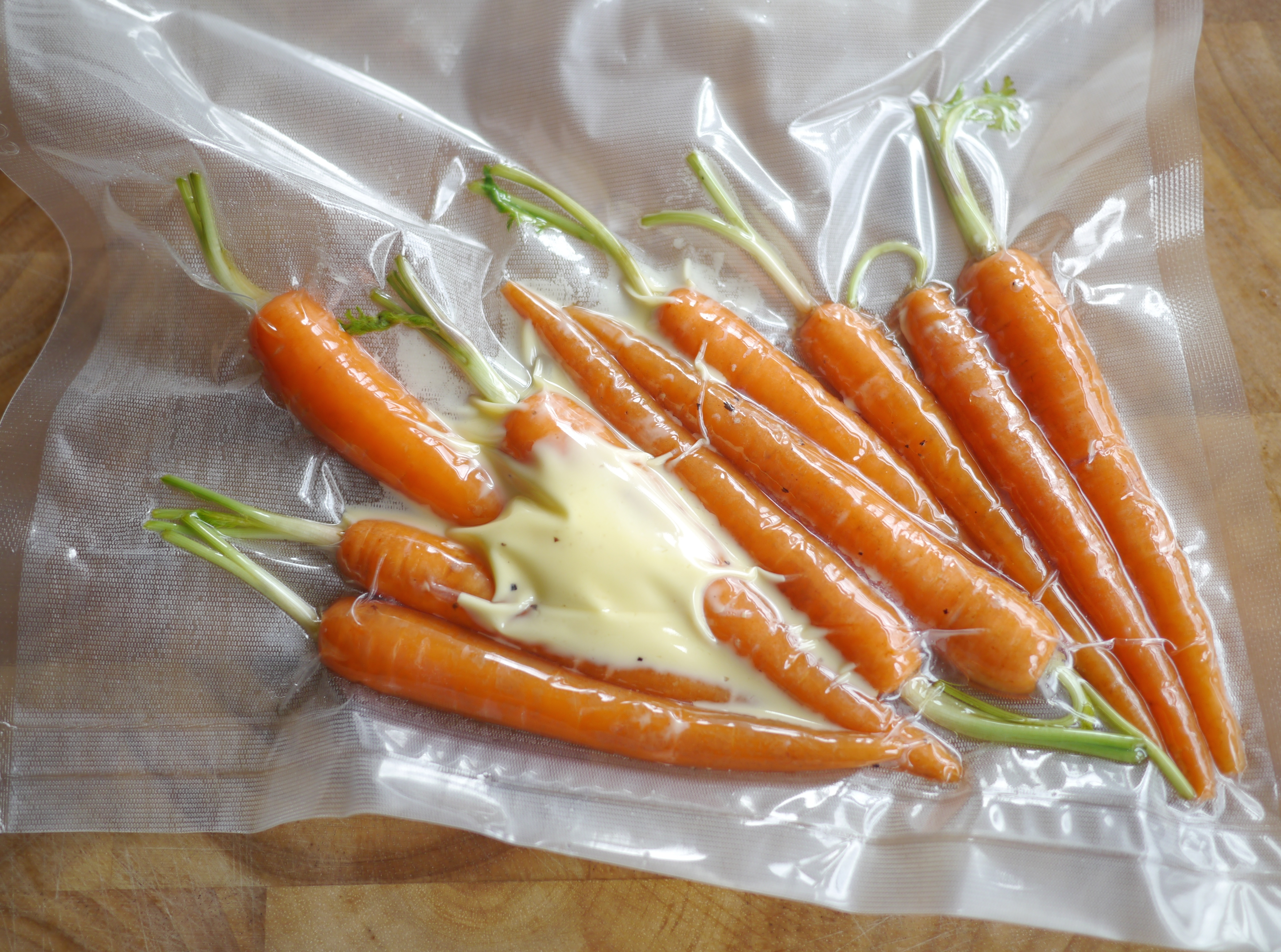 How To Cook Sous Vide Carrots Great British Chefs