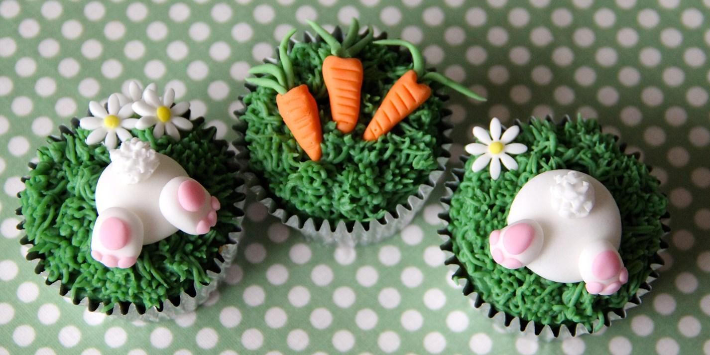 Easter Cupcake Recipe - Great British Chefs