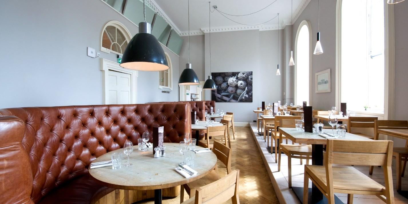 Tom S Kitchen Somerset House Great British Chefs