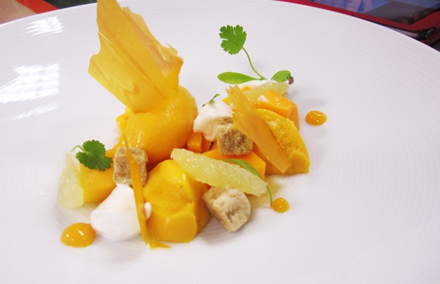 Hakkasan 'Spiced Asian Mango'