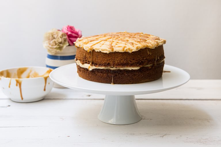 Sticky Toffee Cake Recipe Great British Chefs