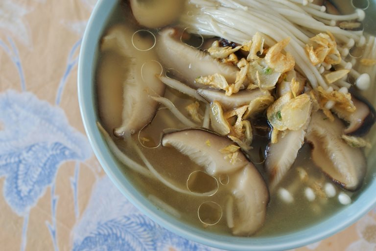 Time mushrooms used in asian cuisine remarkable