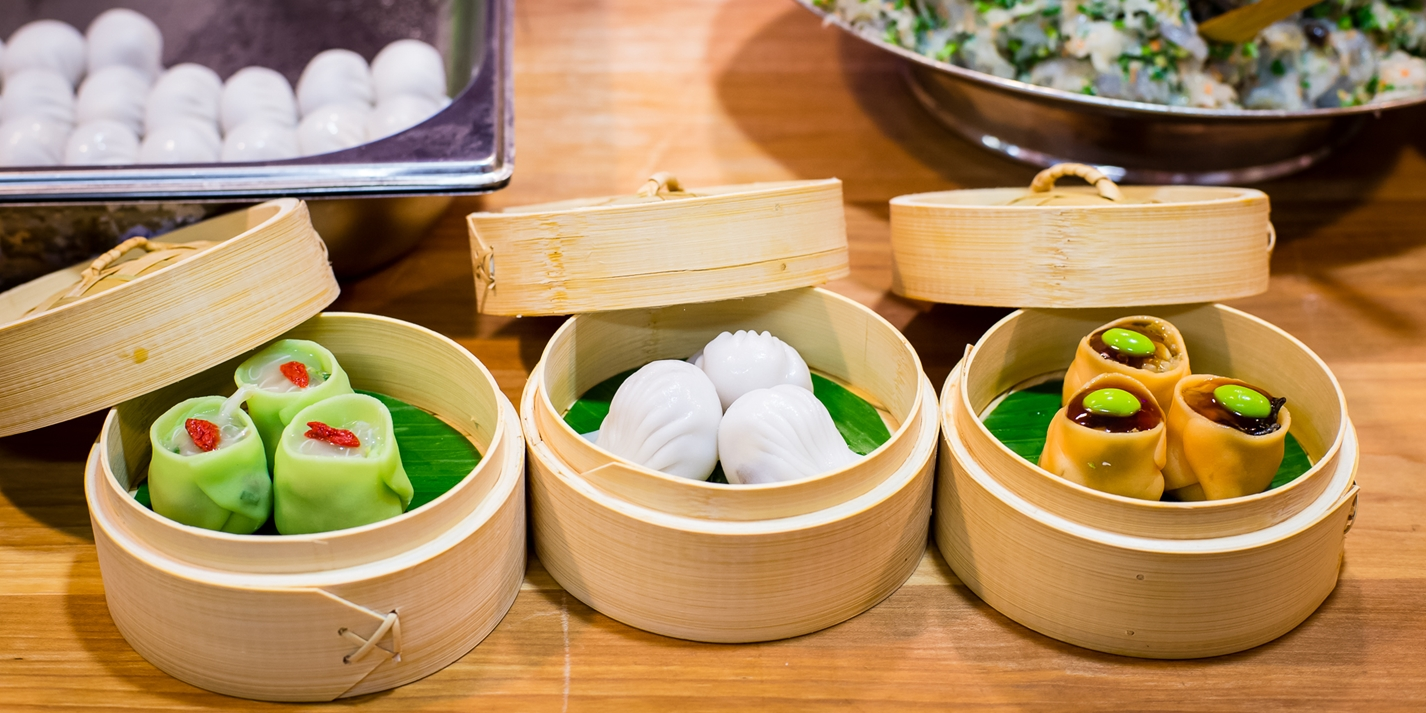 Dim sum recipes