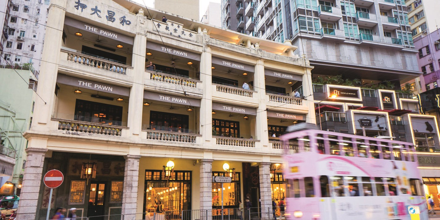 New restaurants in Hong Kong