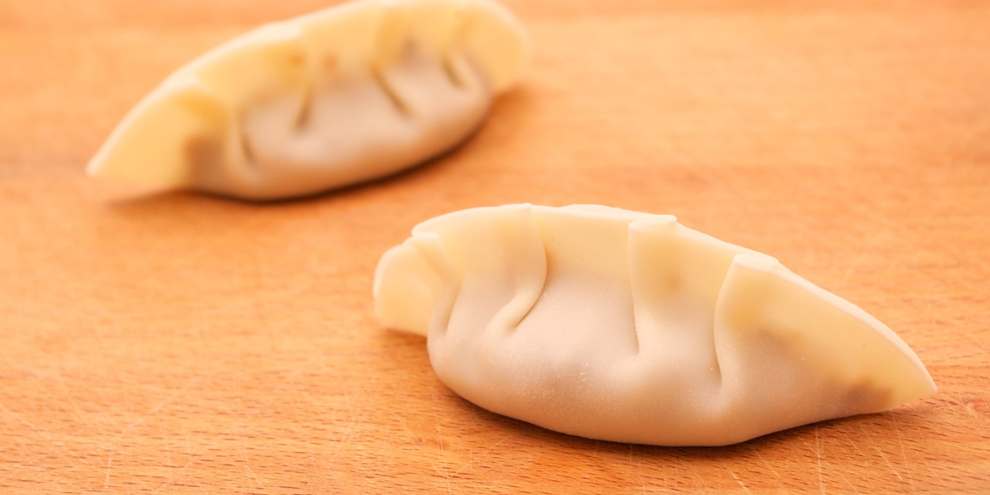 How To Make Chinese Dumplings Great British Chefs