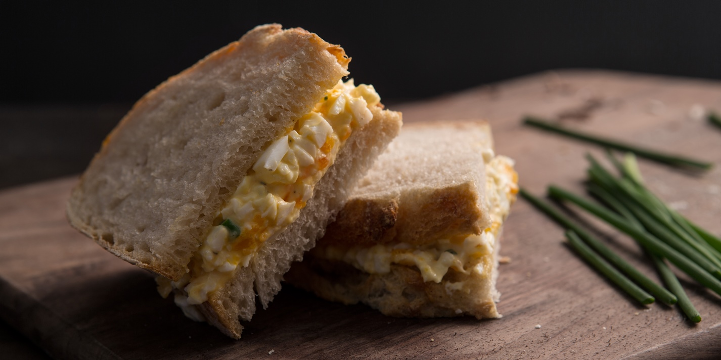The Perfect Egg Mayo Sandwich Recipe Great British Chefs