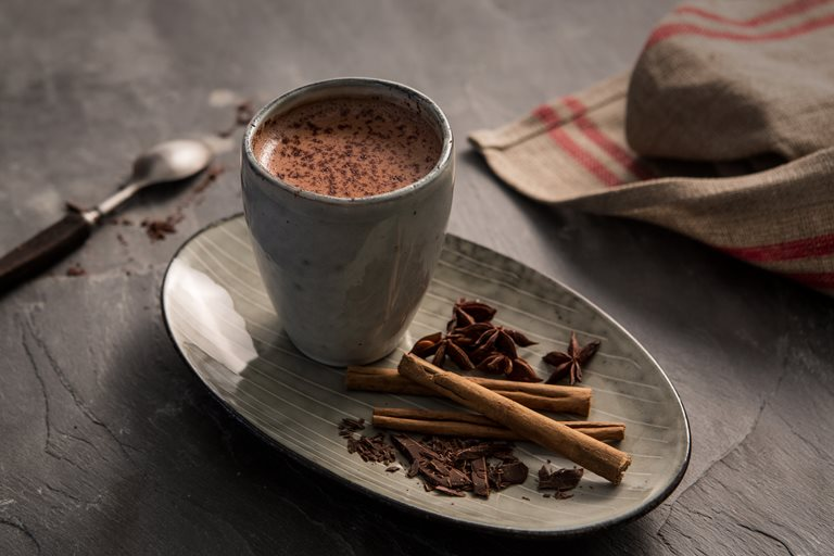 Gormet Hot Chocolate Recipe