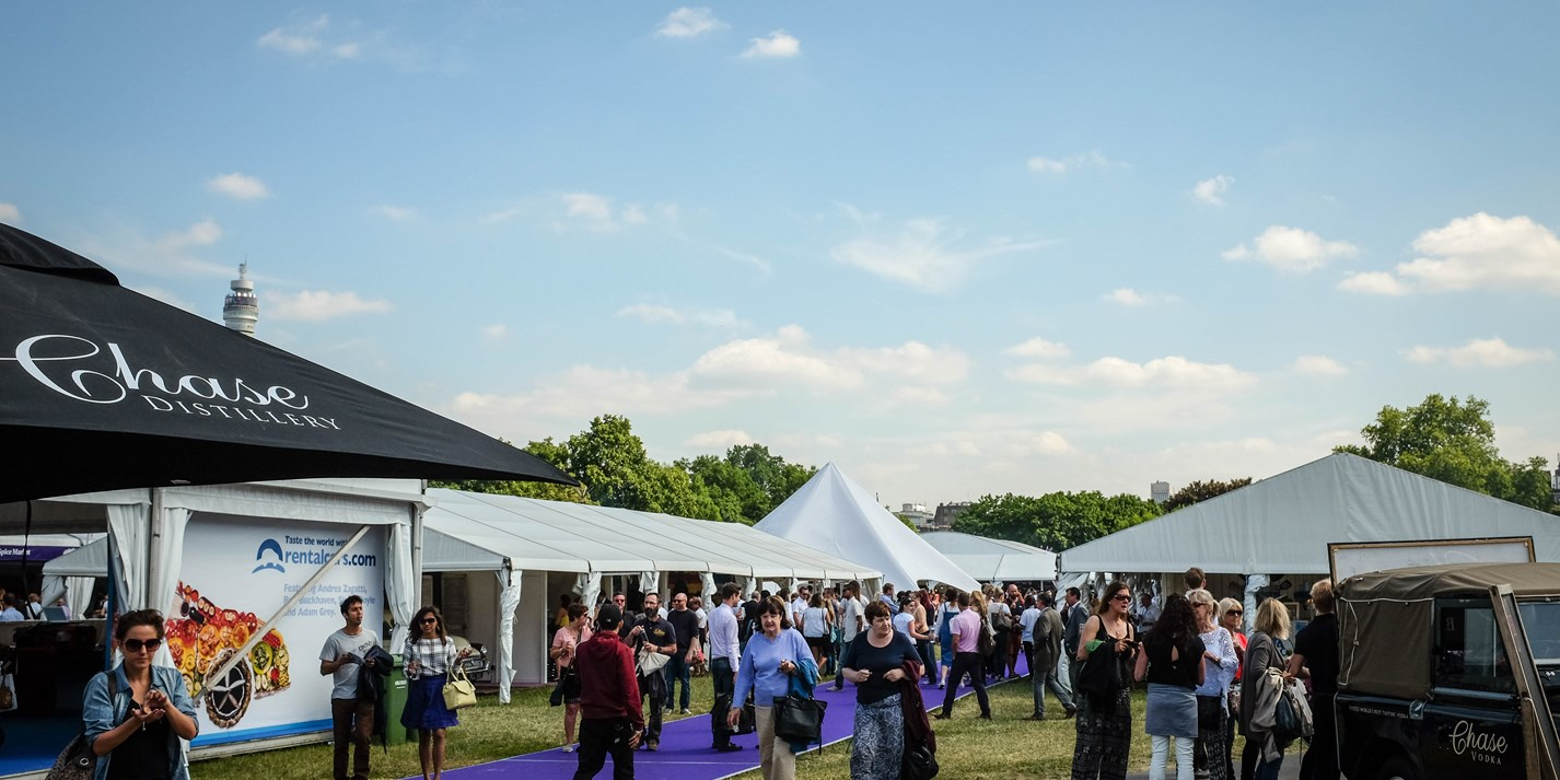 Britain's best summer food festivals