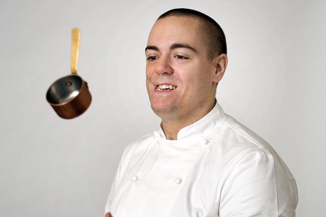 Chef Matt Abé