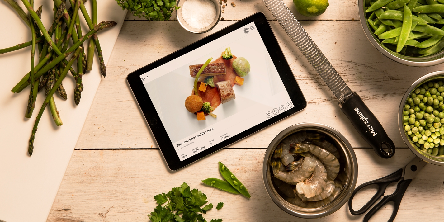Recipes app for ios great british chefs recipes ios app forumfinder Images
