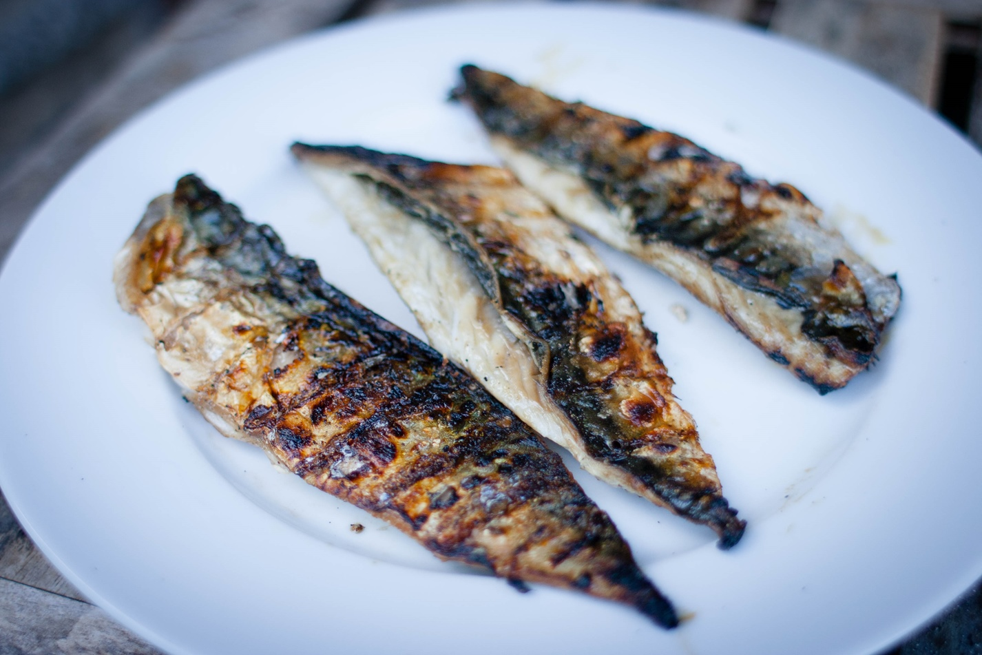How to cook mackerel in the oven 1