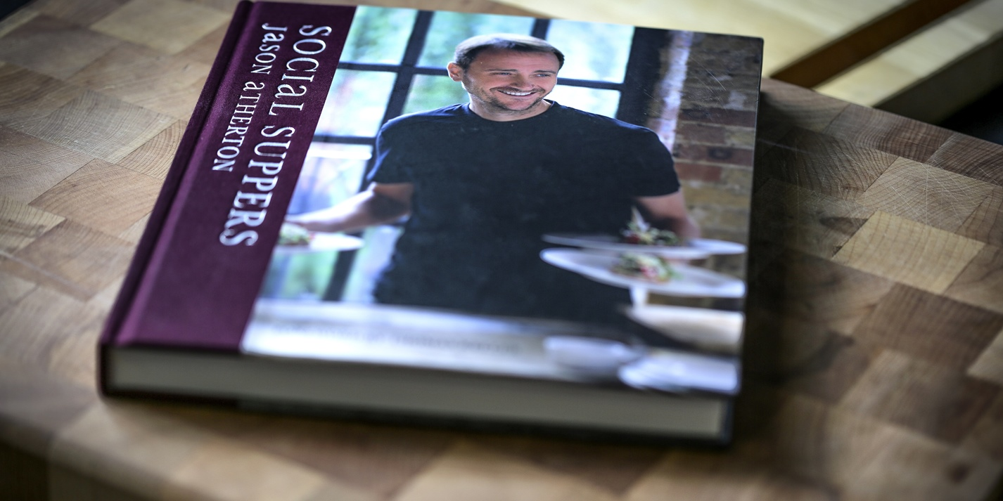 Jason Atherton's Social Suppers book review