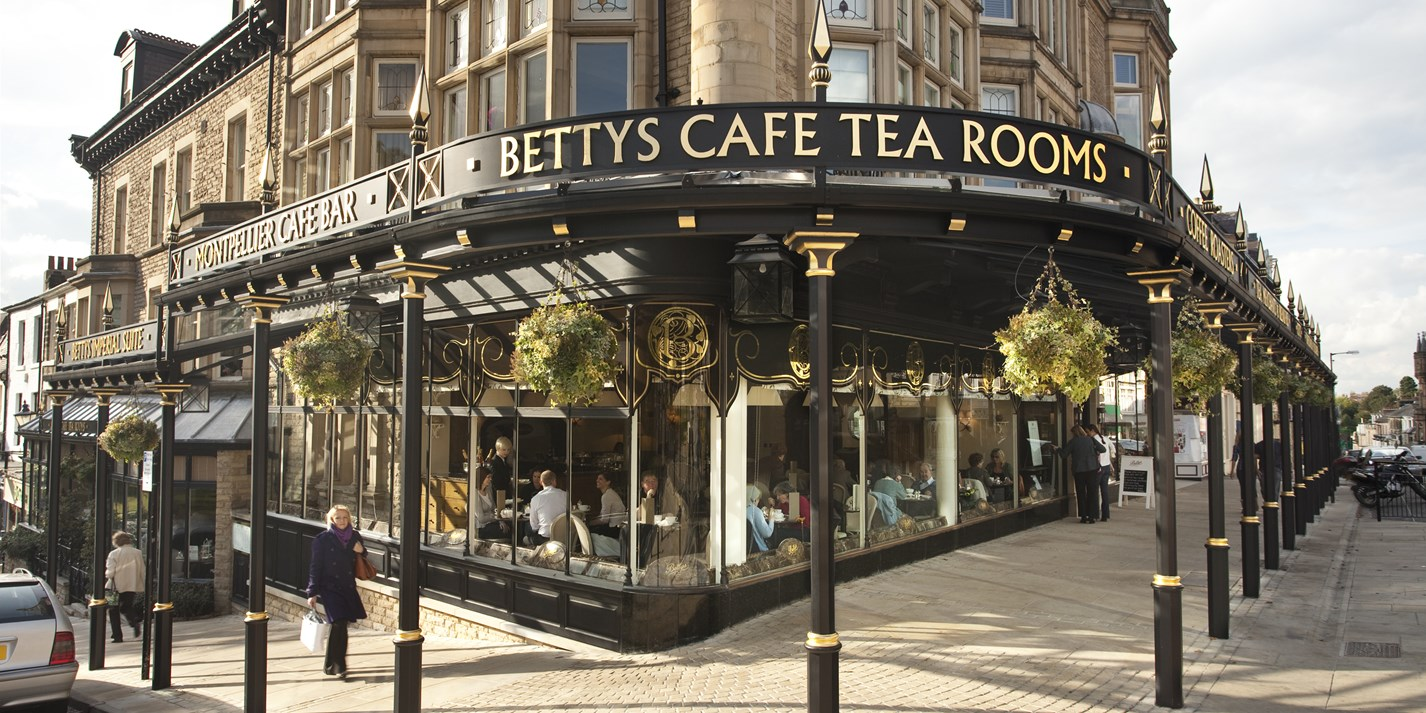 Lady Betty Afternoon Tea at Betty's Café Tea Rooms