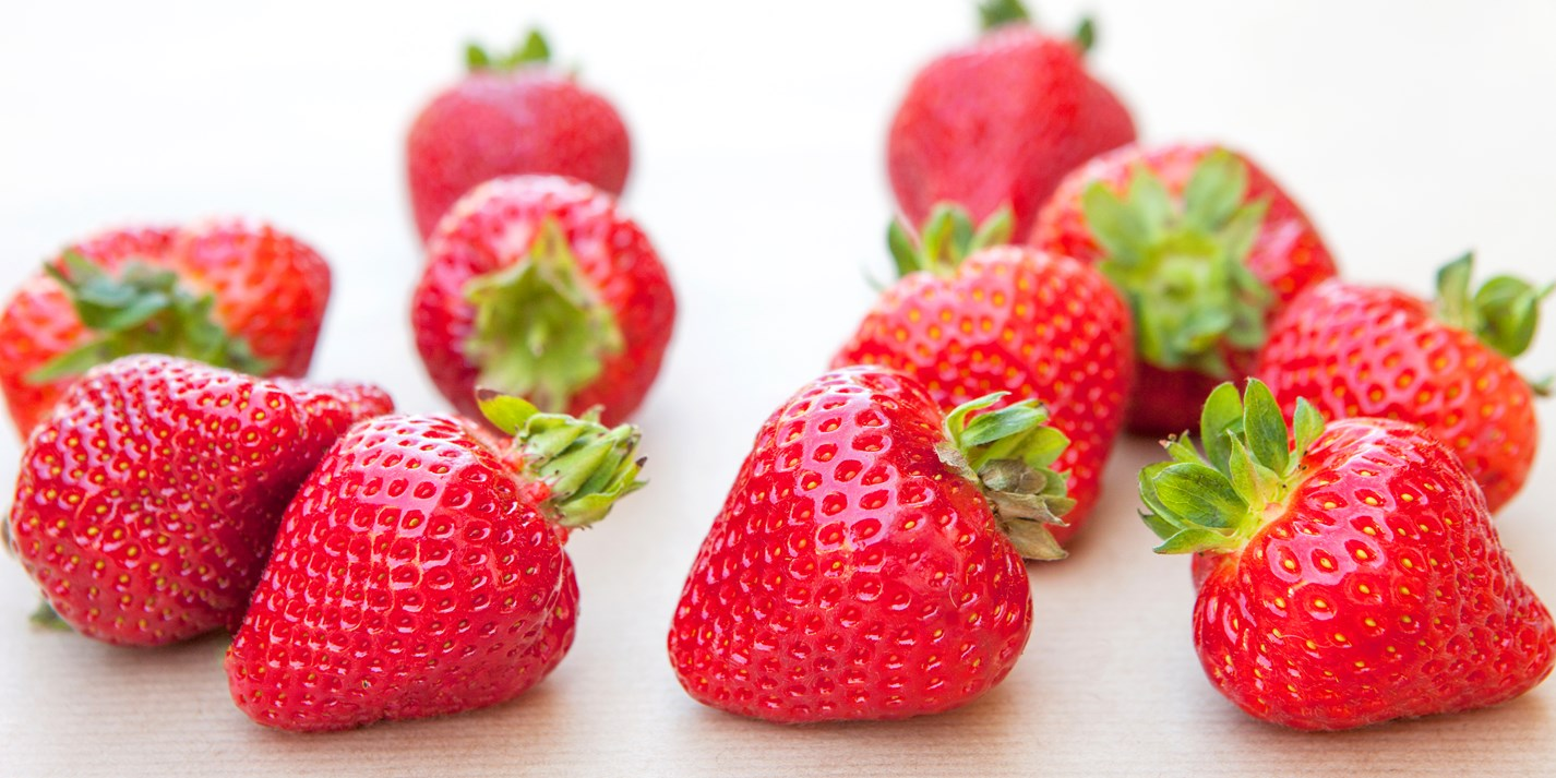 Ingredient focus: strawberry