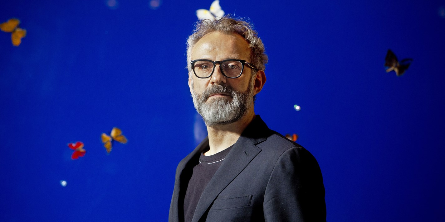 Massimo Bottura: art and revolution