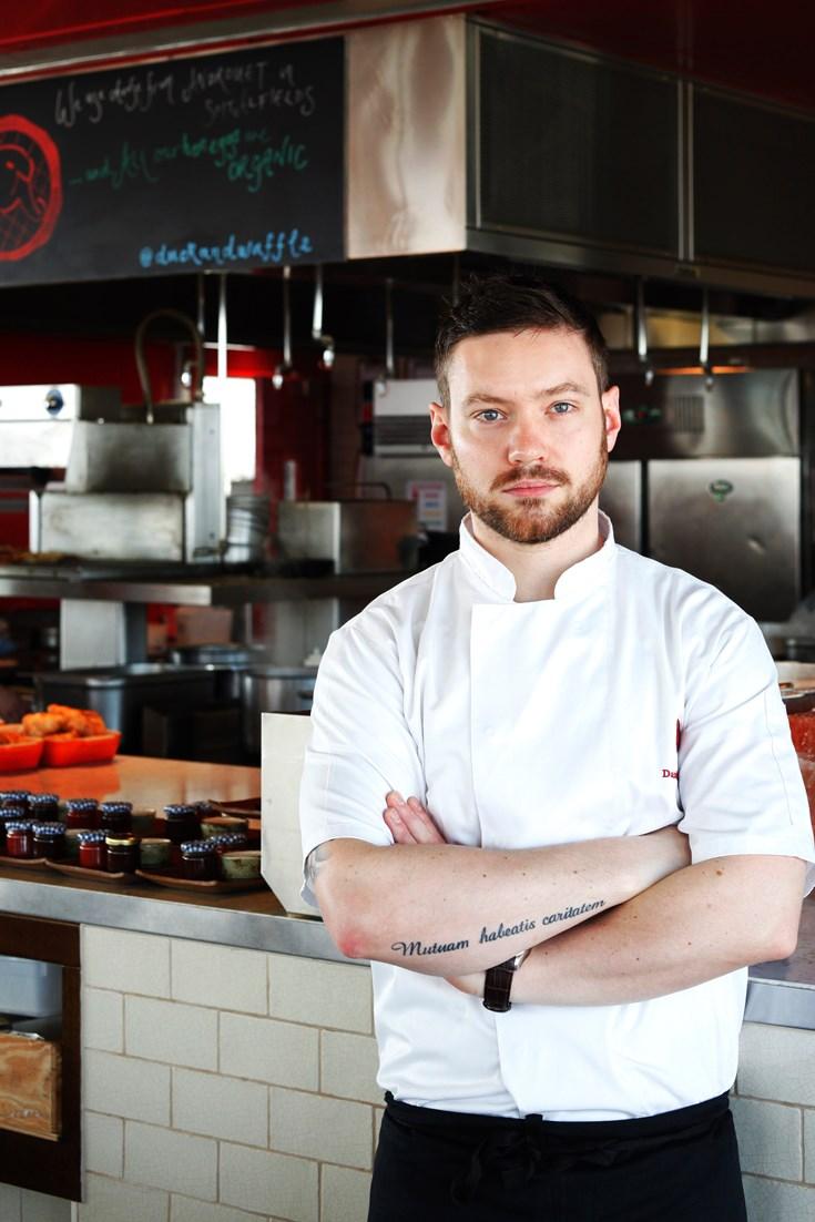Taste of London 2016: Dan Doherty - Great British Chefs