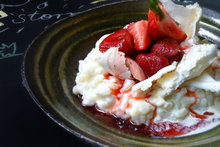 Weathering the summer with Eton Mess
