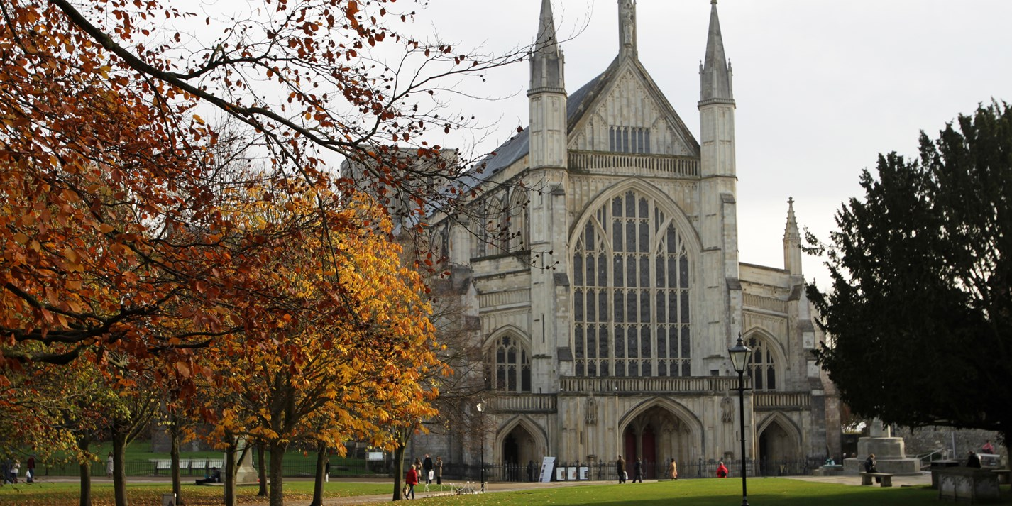 Winchester City Food Guide Great British Chefs
