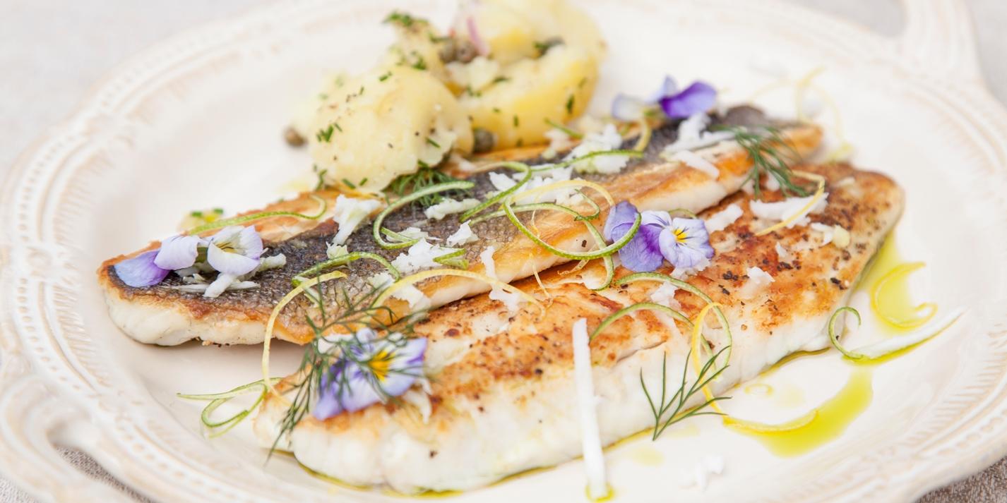 Pan Fried Fish Recipes Healthy