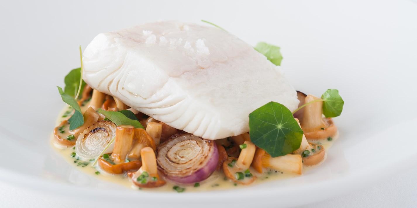 How To Cook Halibut Sous Vvde Great British Chefs